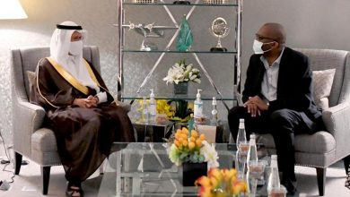 Photo of وزير الطاقة السعودي يبحث التعاون المشترك مع نظيره البريطاني