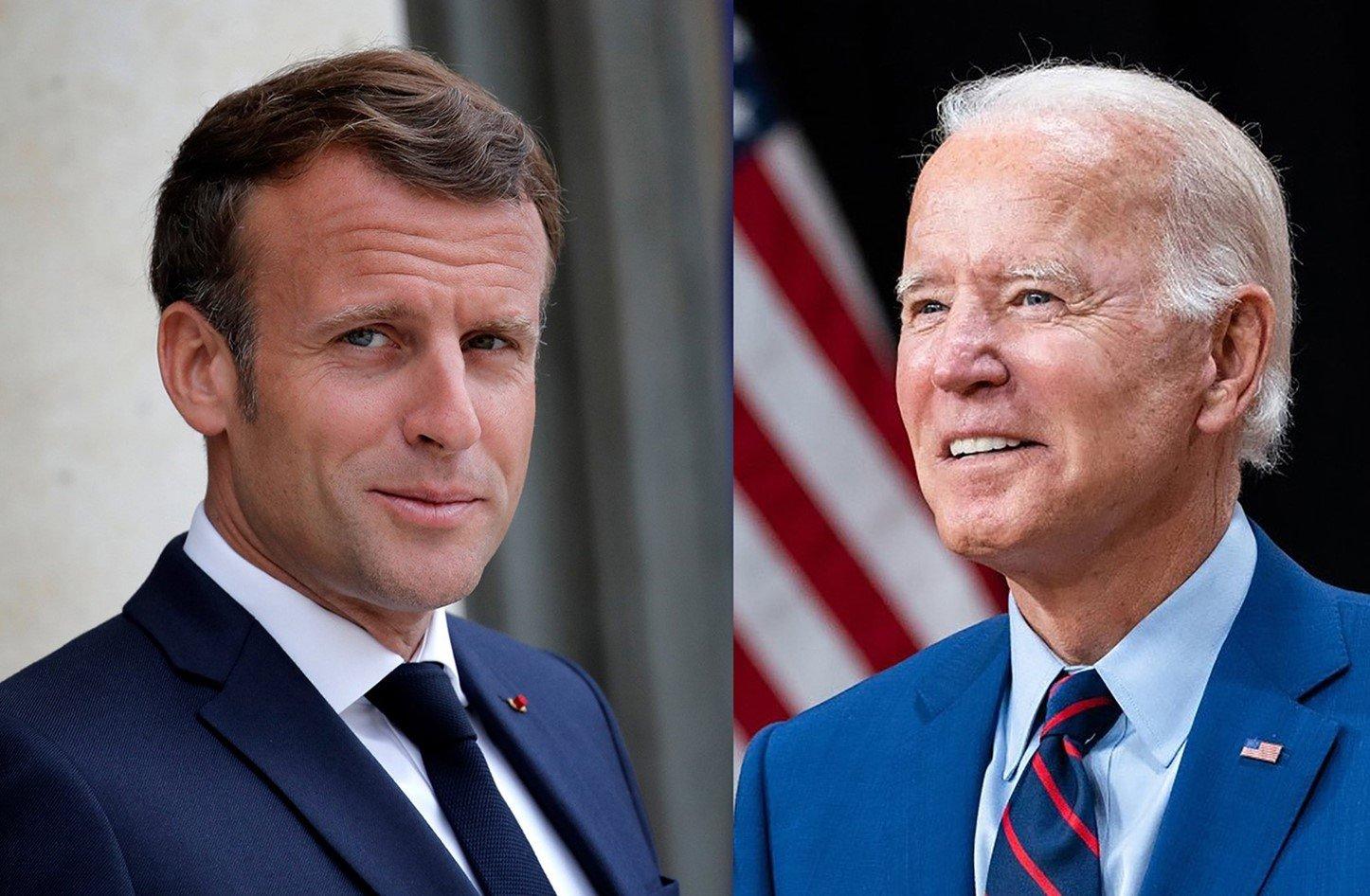 أميركا وفرنسا