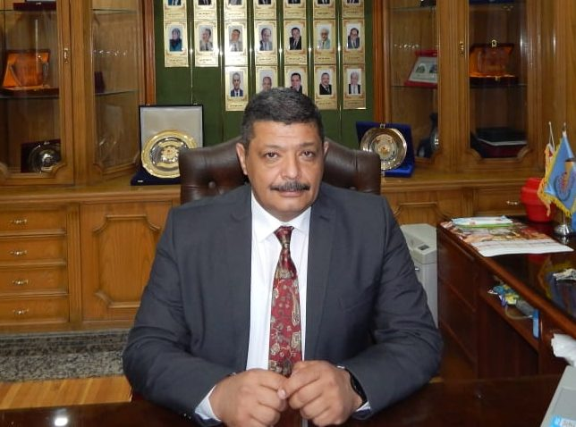 الدكتور عمرو الحاج رئيس هيئة الطاقة الذرية المصرية