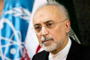 محادثات فيينا + رئيس منظمة الطاقة الذرية الإيرانية علي أكبر صالحي