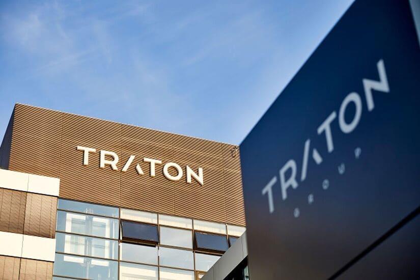 شركة تراتون الألمانية - تراتون غروب التابعة لـ فولكس فاغن