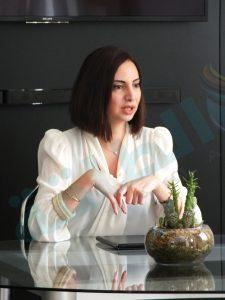 جيسيكا عُبيد - منصة الطاقة - الكهرباء