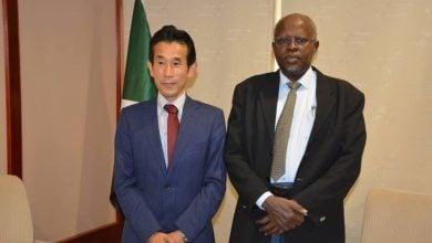Photo of اليابان تدعم السودان في مجال الطاقة الشمسية