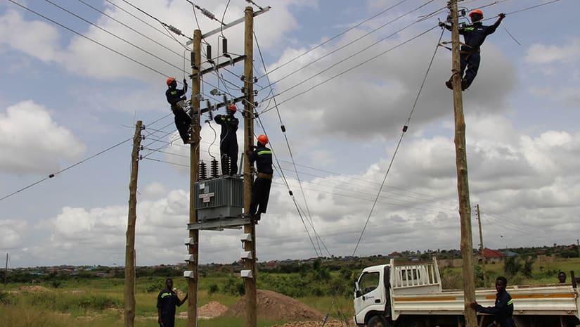 أزمة الكهرباء في غانا