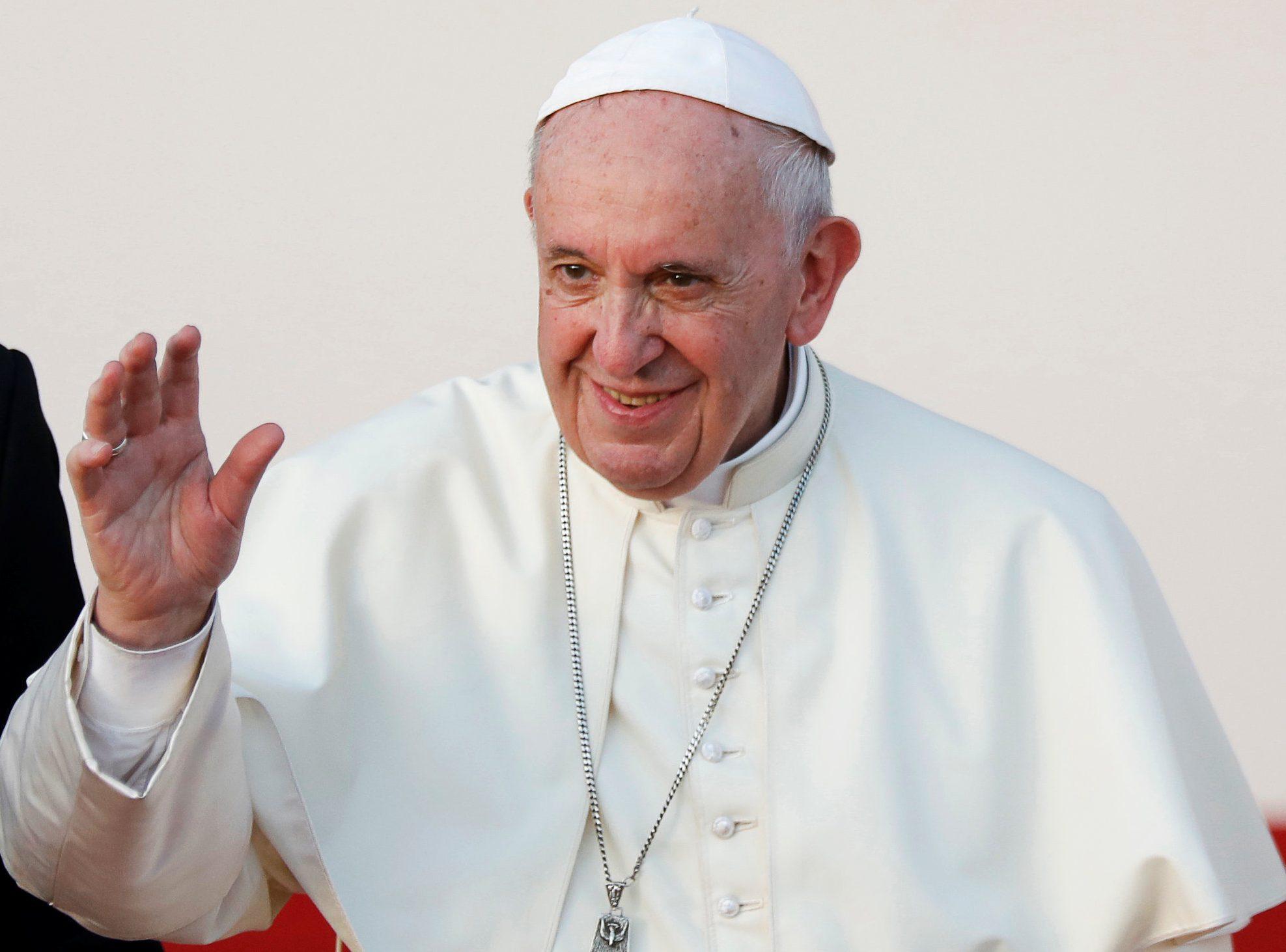 بابا الفاتيكان - أرشيفية
