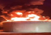 Photo of هجوم صاروخي يستهدف خط أنابيب النفط بين إيلات وعسقلان
