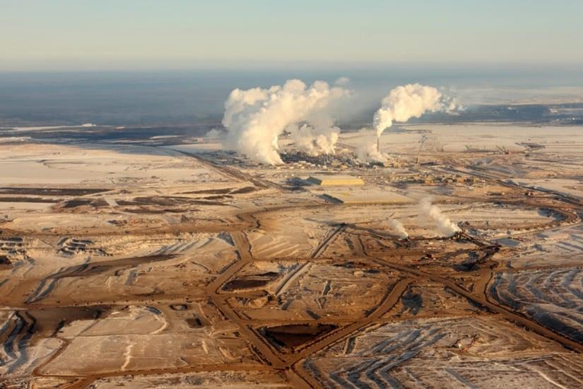 الرمال النفطية