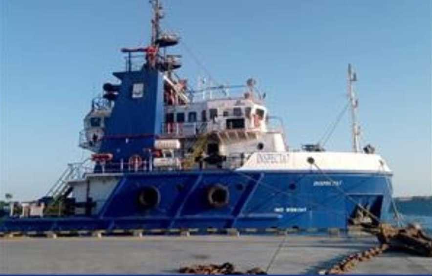 مصر - غرق السفينة السفينة إنسبيكتا 7