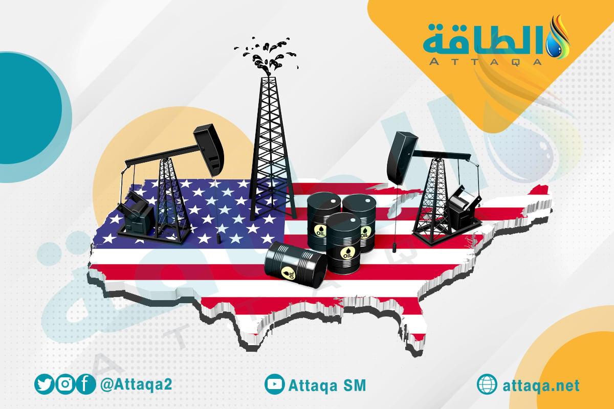 إنتاج النفط والغاز في أميركا