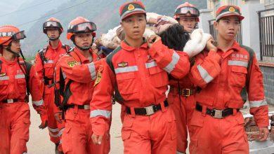 Photo of انفجار أنبوب غاز في الصين يتسبب بمصرع 12 شخصًا