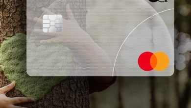 Photo of بطاقات ماستر كارد تراعي البيئة