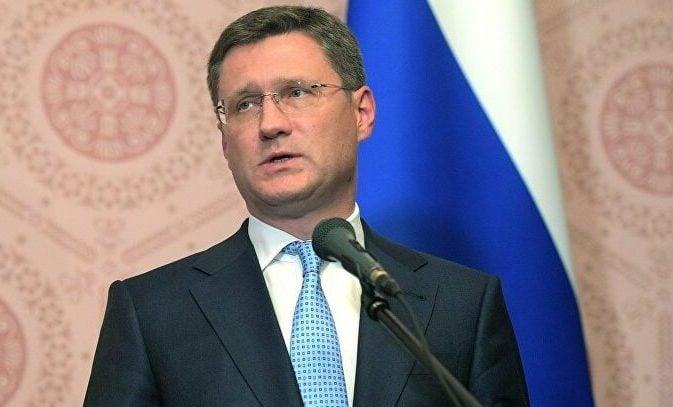 نائب رئيس وزراء روسيا ألكسندر نوفاك