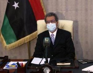 وزير النفط الليبي محمد عون