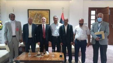 Photo of ليبيا.. تفاصيل لقاء مؤسسة النفط بعمداء بلديات الواحات