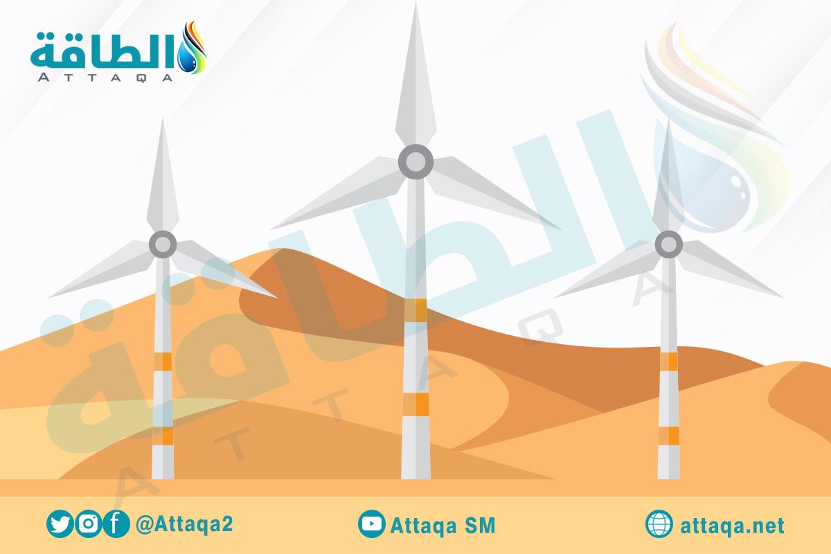 طاقة الرياح - الرياح البرية