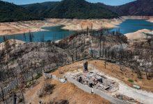 Photo of تسارع نضوب بحيرة أورفيل ينذر بأزمة كهرباء في كاليفورنيا