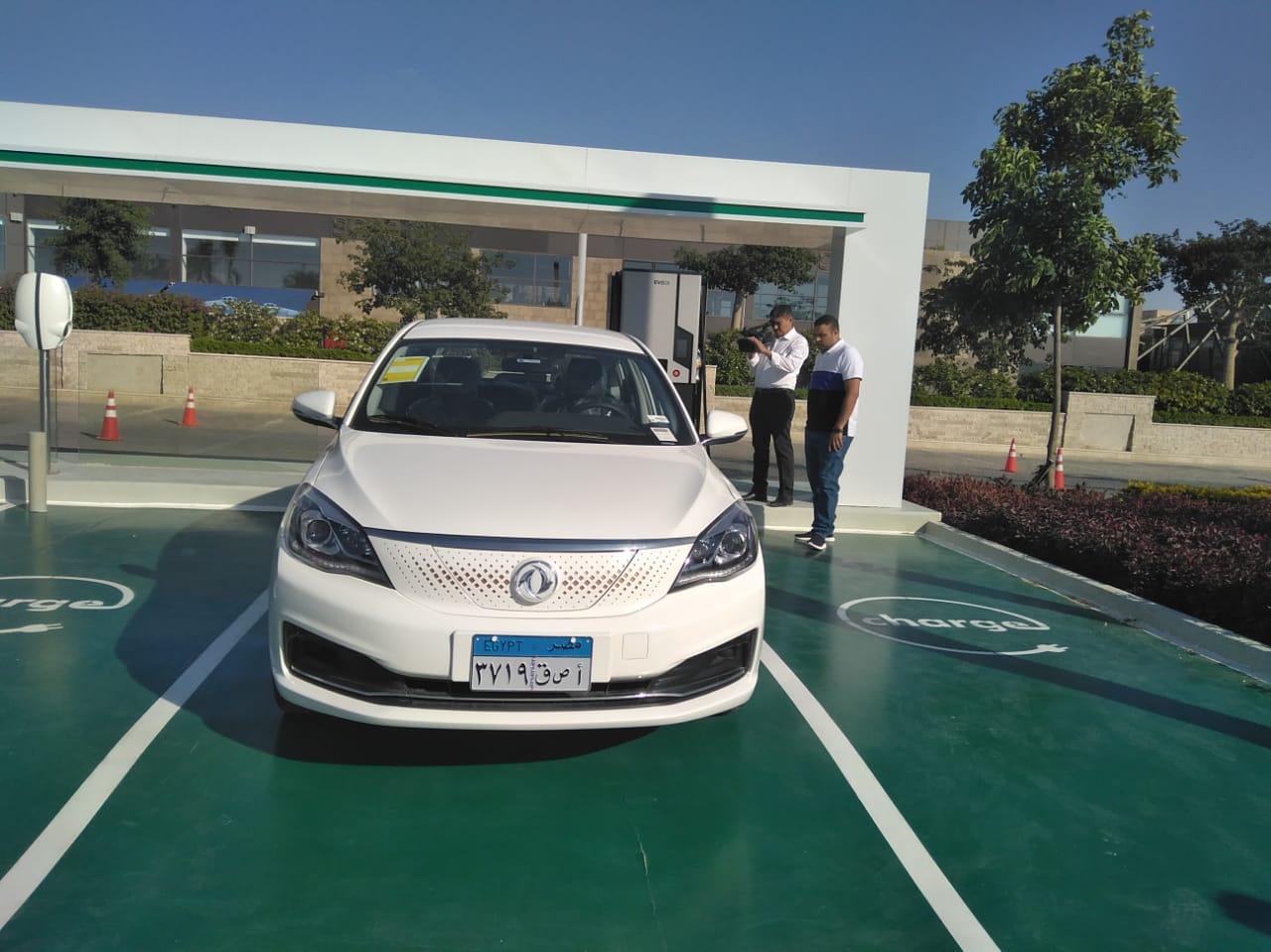 سعر ومواصفات أول سيارة كهربائية - مصر - السيارات الكهربائية في مصر