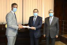 Photo of مصر تتسلم التقرير النهائي لدراسة جدوى مشروع إنتاج الهيدروجين