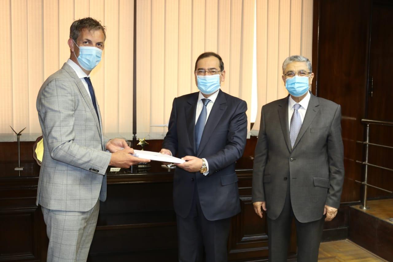مصر - مشروع الهيدروجين الأخضر
