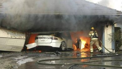 Photo of حرائق بطاريات تيسلا تثير قلق رجال الإطفاء في كاليفورنيا