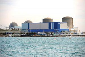 الغاز المسال - الطاقة النووية- كوريا الجنوبية