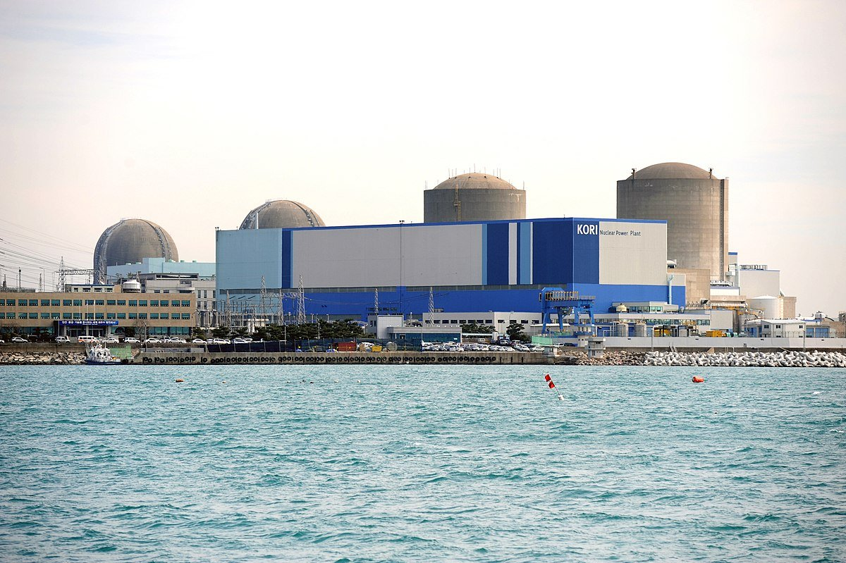 الغاز المسال - الطاقة النووية