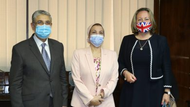 Photo of مصر تناقش مع بريطانيا تحضيرات مؤتمر المناخ كوب26
