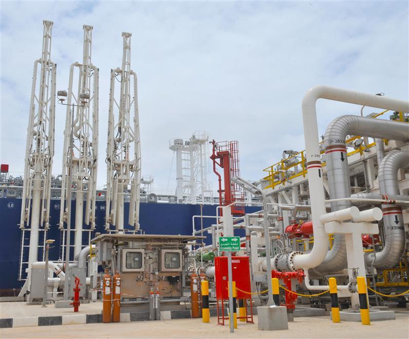 أوكيو العمانية - غاز النفط المسال