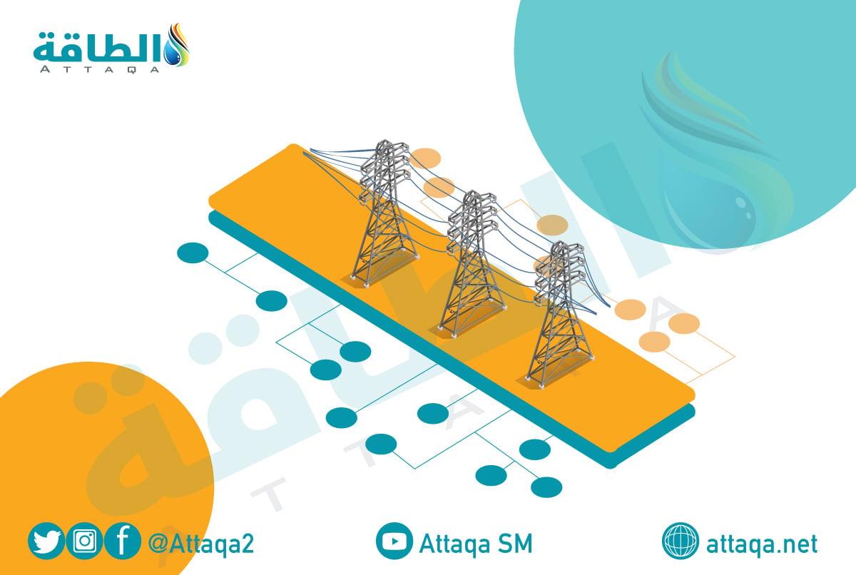 شبكات الكهرباء - كهرباء
