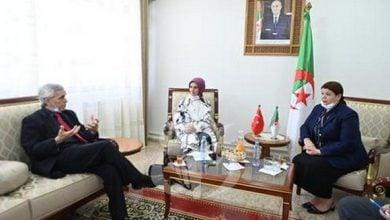 Photo of الجزائر تبحث التعاون مع تركيا في مجال الطاقة المتجددة
