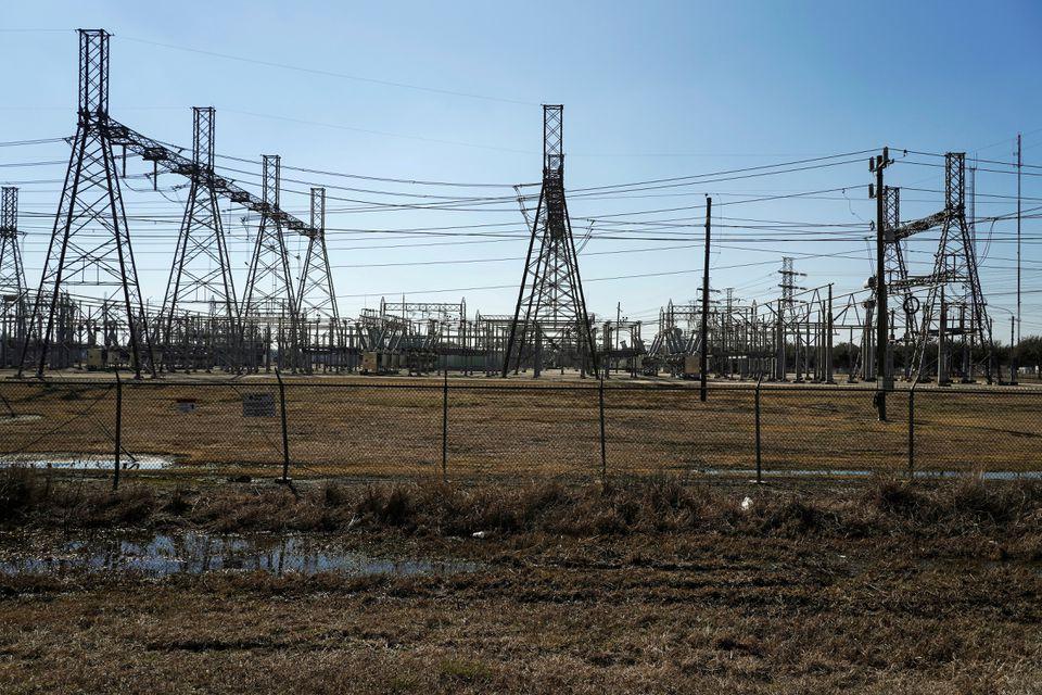 تكساس - شبكات الكهرباء