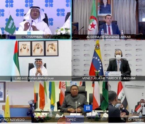 وزير الطاقة السعودي - اجتماع أوبك+