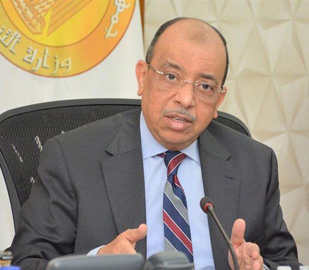 منظومة النقل - وزير التنمية المحلية محمود شعراوي
