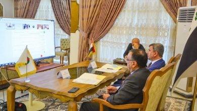 Photo of وزير الطاقة السعودي يبحث مجالات التعاون المشترك مع العراق