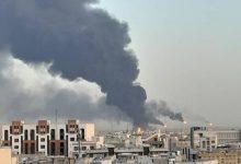 Photo of تسرب غاز يتسبب في حريق ضخم بمصفاة نفط في طهران (فيديو)