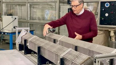 Photo of بيل غيتس يروّج للاستثمار في الطاقة النووية