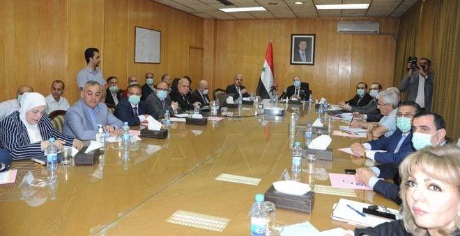 سوريا - الكهرباء