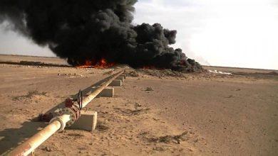 Photo of قصف صاروخي يستهدف حقل العمر النفطي في سوريا (فيديو)