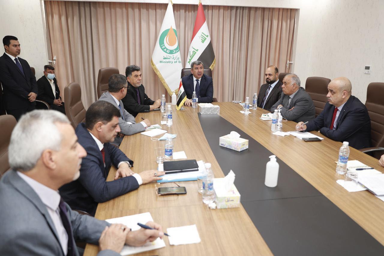 العراق- مشروع العاز المصاحب