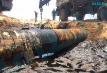 Photo of السيطرة على تسرب نفطي بالخط الرئيس لحقل السماح الليبي