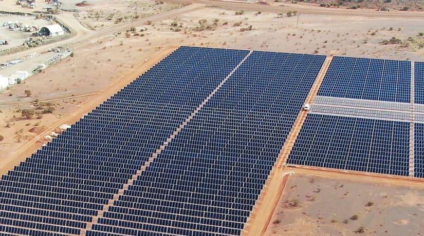 الطاقة الشمسية- جنوب أفريقيا