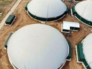 محطة تصنيع الغاز الحيوي