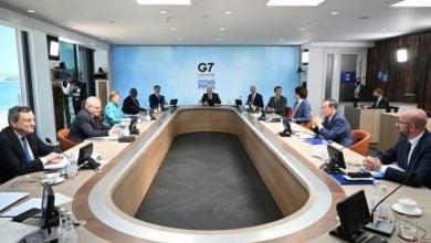 Photo of مجموعة الـ7 الكبار توافق على تعزيز تمويل المناخ بـ100 مليار دولار سنويًا