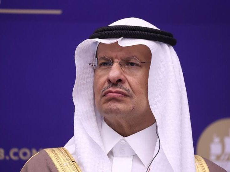 وزير الطاقة السعودي - السعودية- أوبك+
