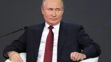 Photo of بوتين يعلن انتهاء مد الخط الأول من نورد ستريم 2 إلى ألمانيا