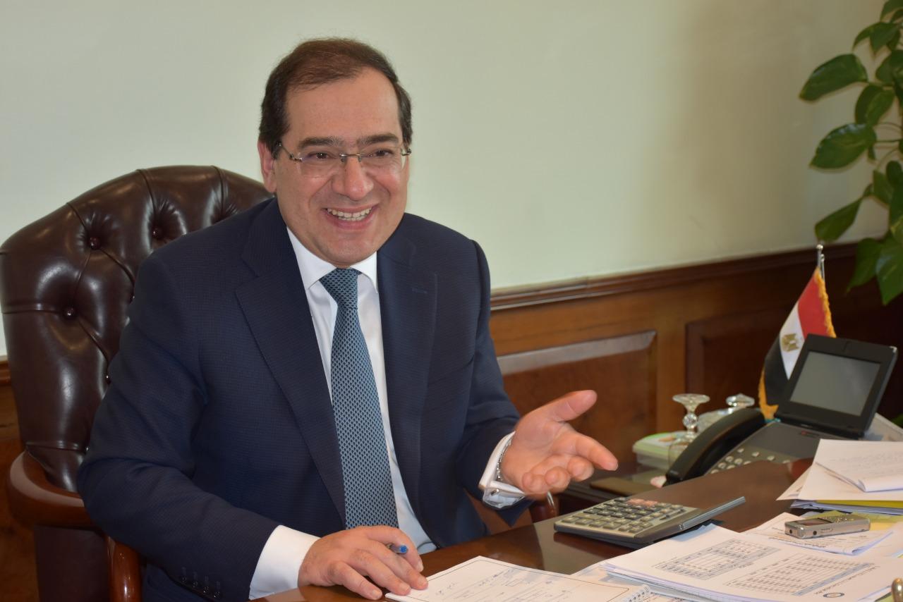 مصر - وزير البترول والثروة المعدنية طارق الملا