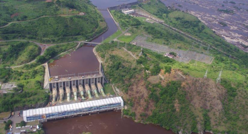 سد إنغا - الكونغو- الطاقة الكهرومائية