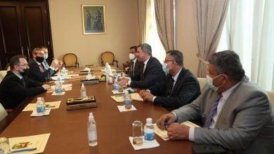 Photo of رغبة روسية في زيادة الاستثمار بقطاع النفط العراقي