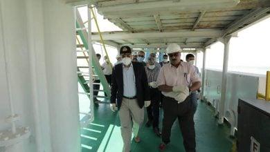 Photo of قناة السويس تواصل عمليات التكريك لتطوير القطاع الجنوبي