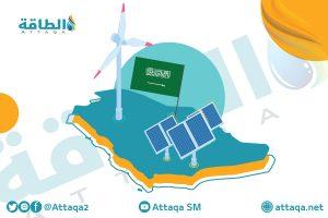 الطاقة المتجددة في السعودية
